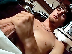 Straight Cum In The Shed - Duke